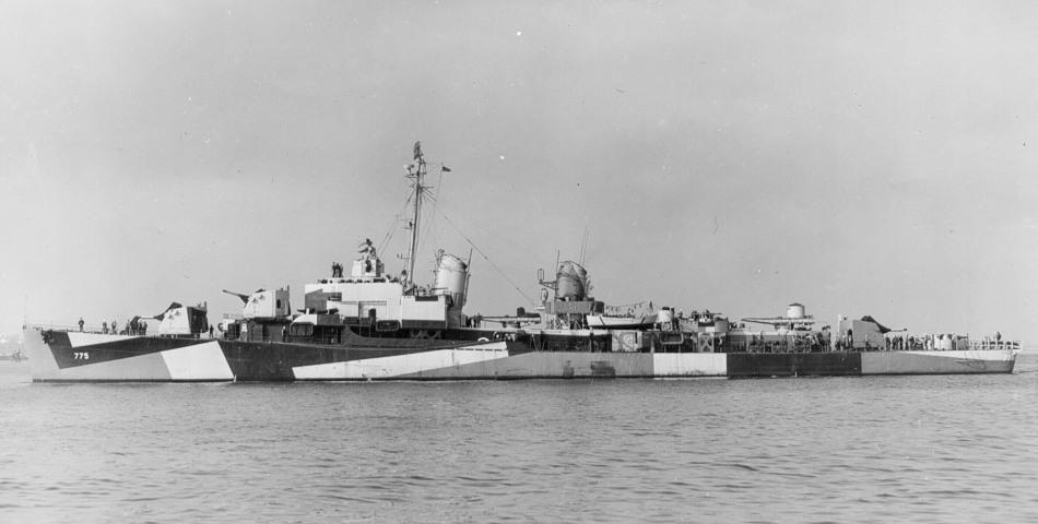 USS Willard Keith