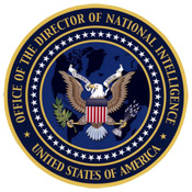 US Director of National Intelligence seal