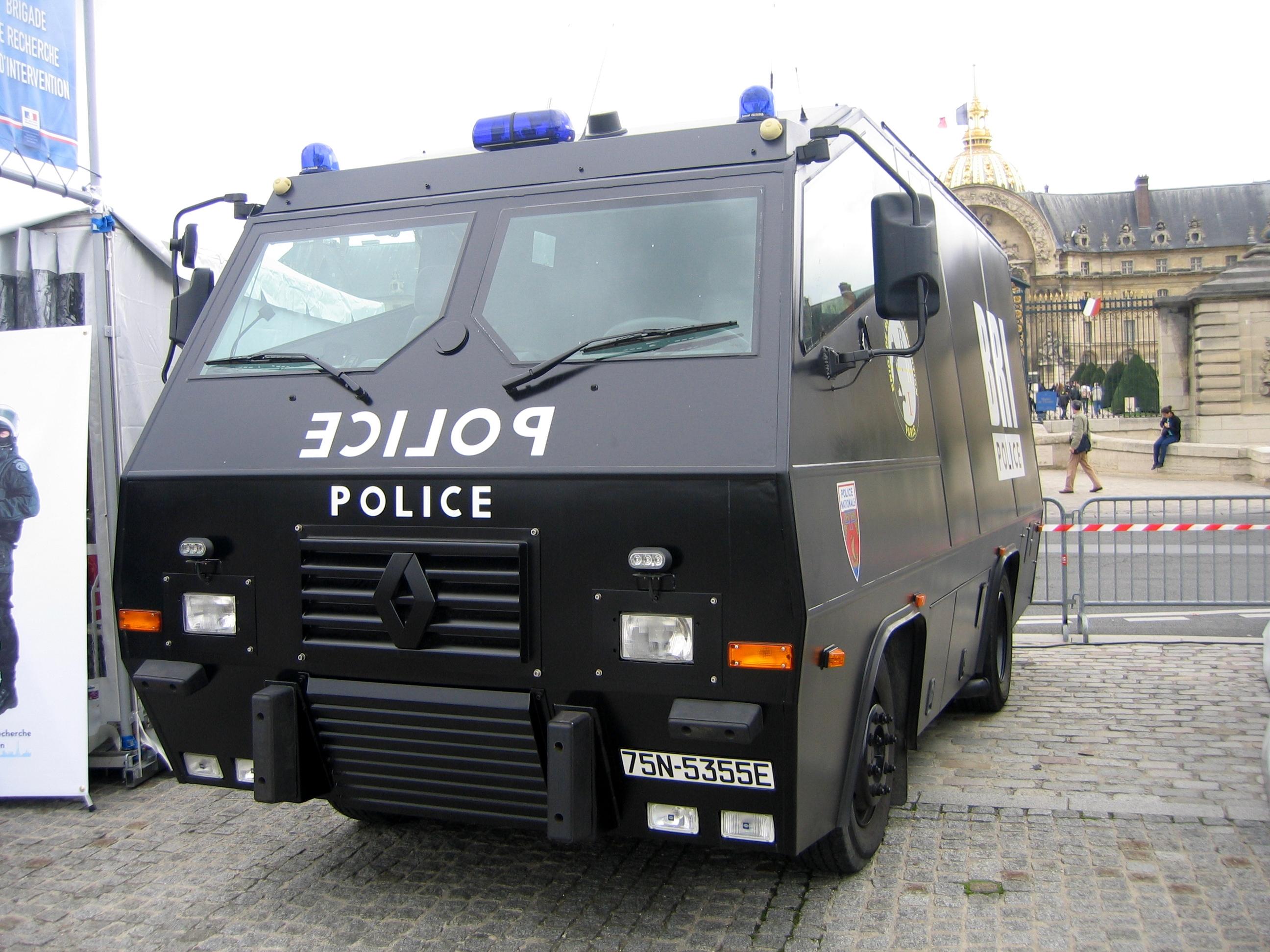 フランス国家警察捜査介入部隊 -...