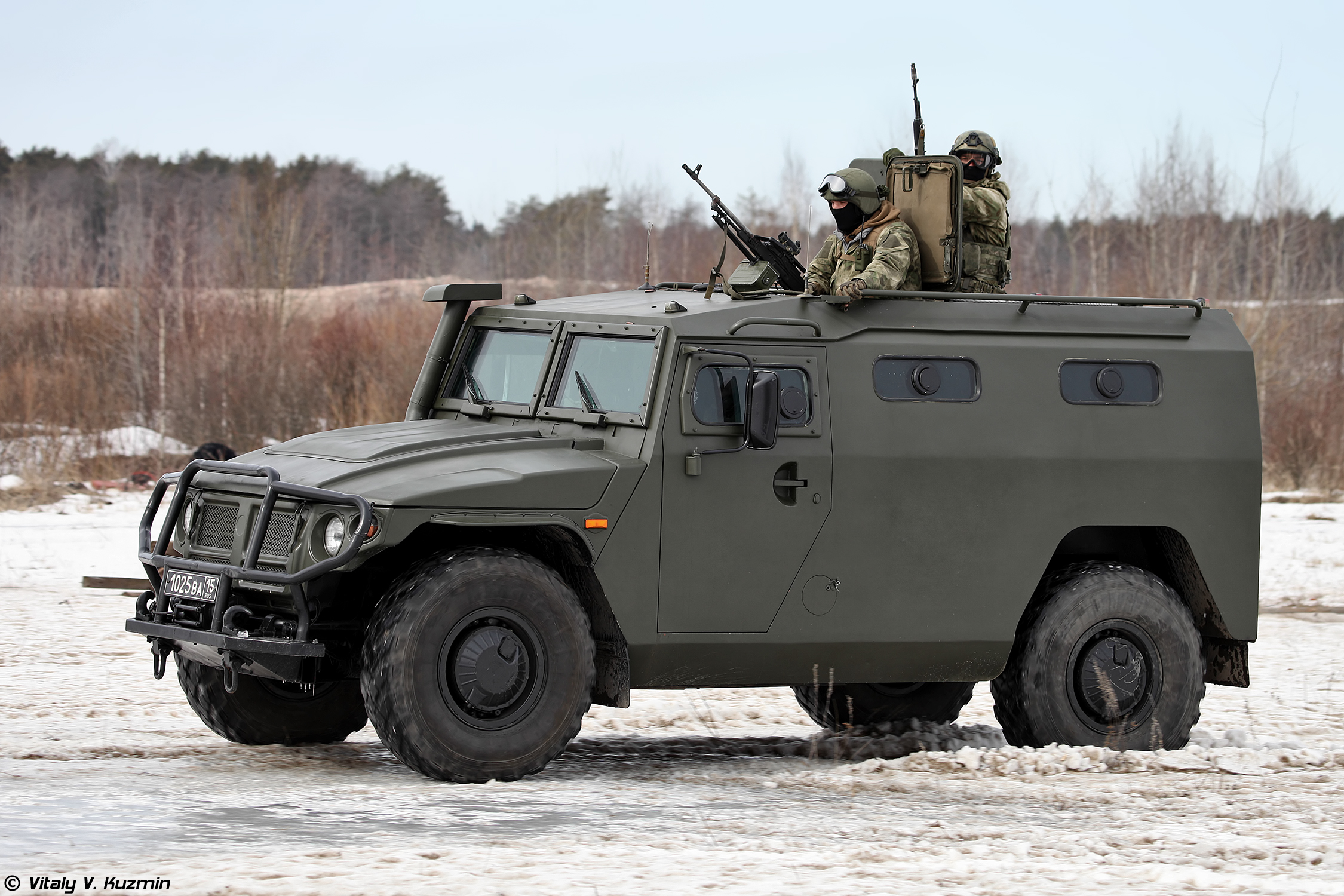 Armored Vehicles For Sale >> Gaz Tigr Wikipedia