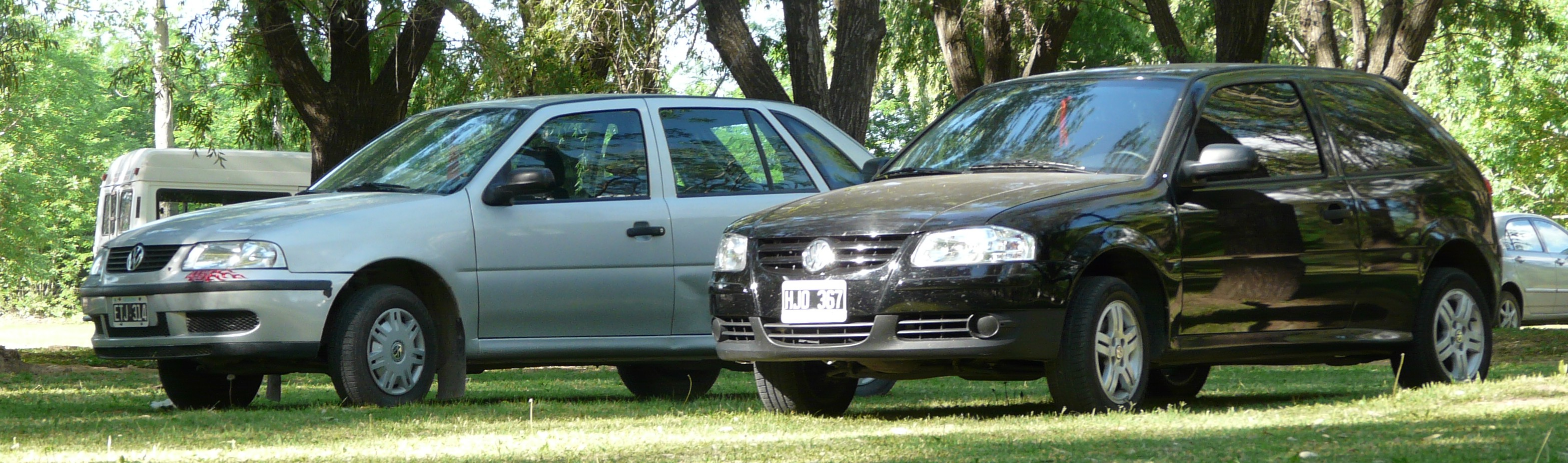 File Vw Gol G3 And G4 Argentina Jpg Wikimedia Commons