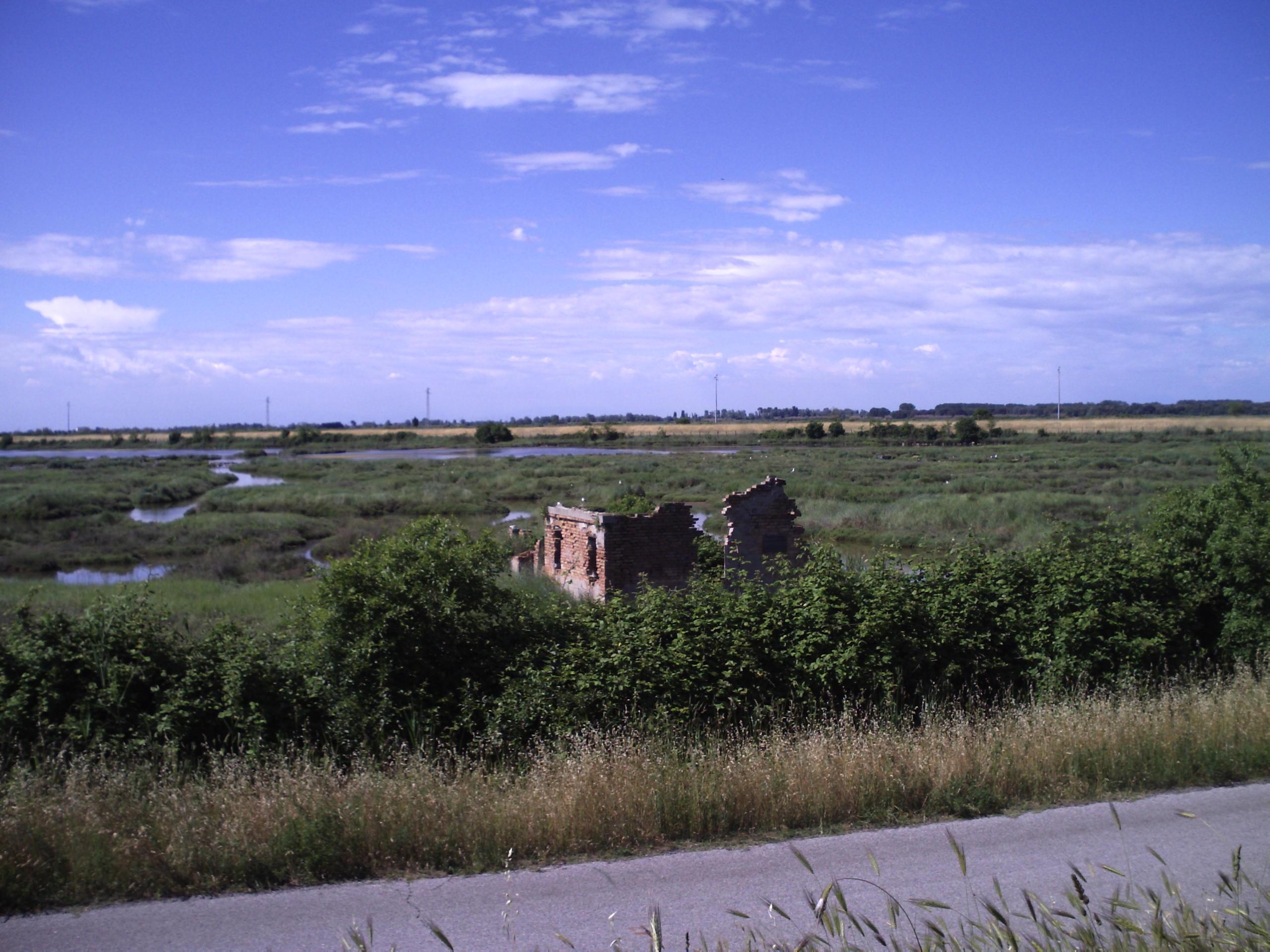 Via delle Valli%2C Rosolina - Primo Maggio sul Delta del Po
