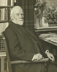 Vilhelm Thomsen Danish linguist