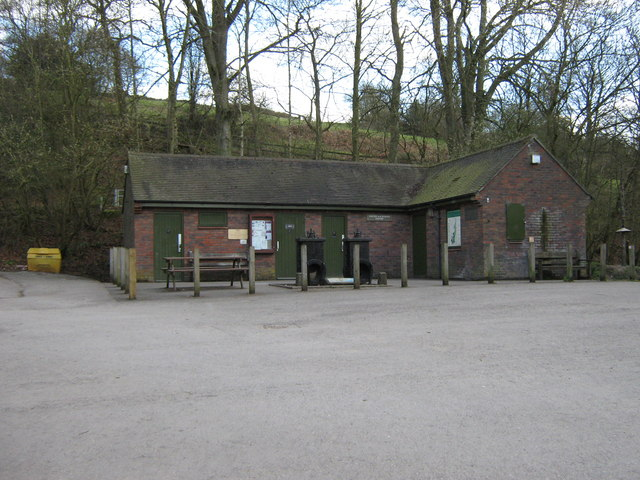 Visitor Centre, Deep Hayes Country Park - geograph.org.uk - 1230152