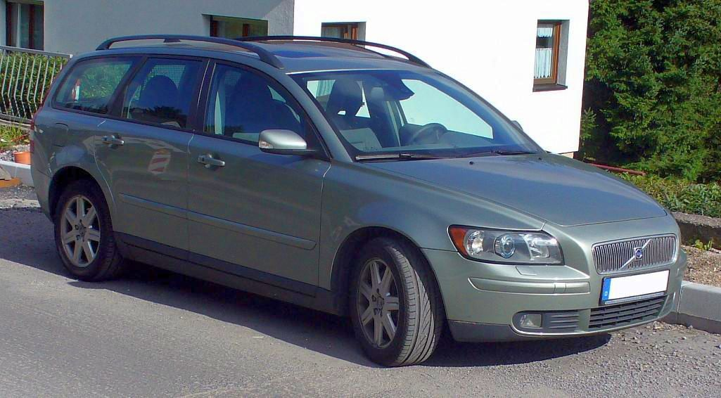 Volvo V50 - Simple English Wikipedia, the free encyclopedia