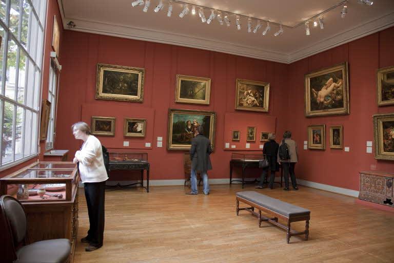 File:Vue de l'intérieur de l'atelier de Delacroix (musée national Eugène-Delacroix).jpg