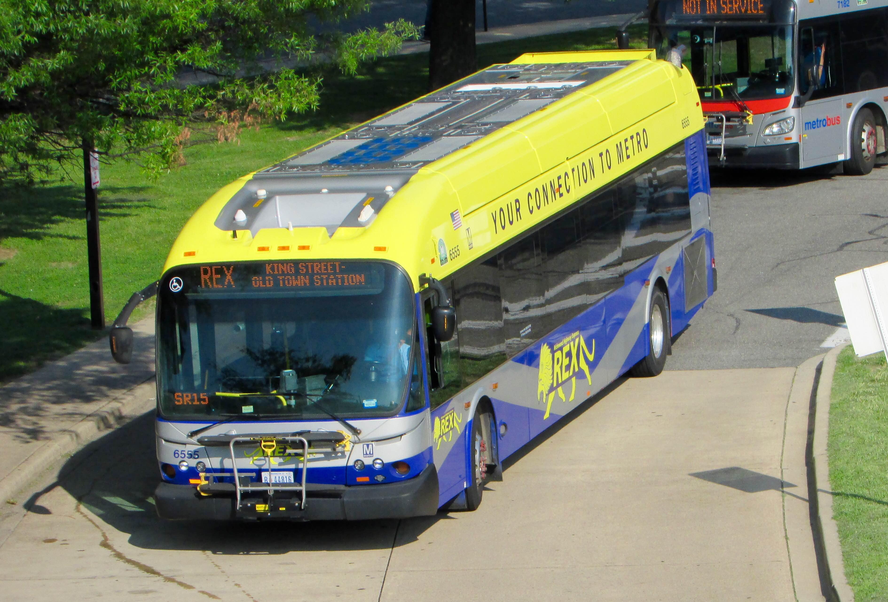 Metrobus Washington D C Wiki Everipedia