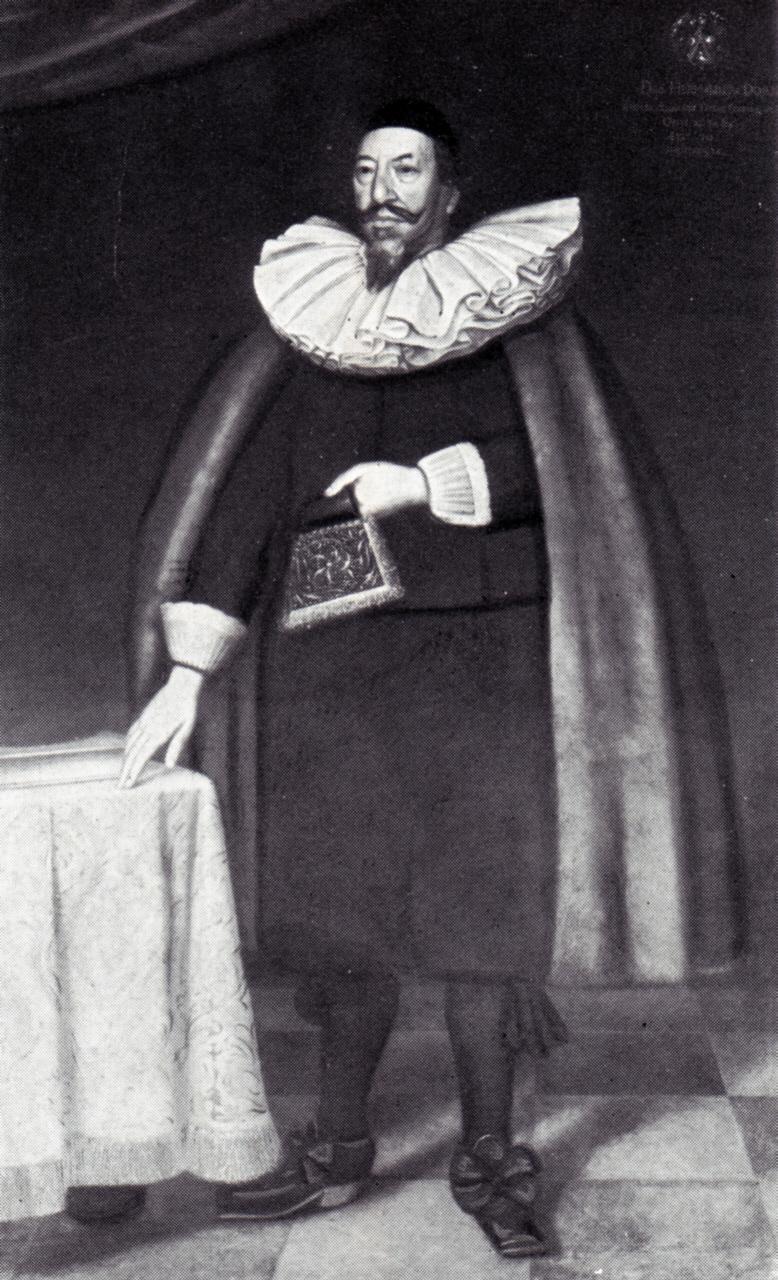 Hermann Von Dorne Politiker 1596 –