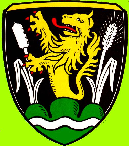 Wappen der Gemeinde Großkarolinenfeld