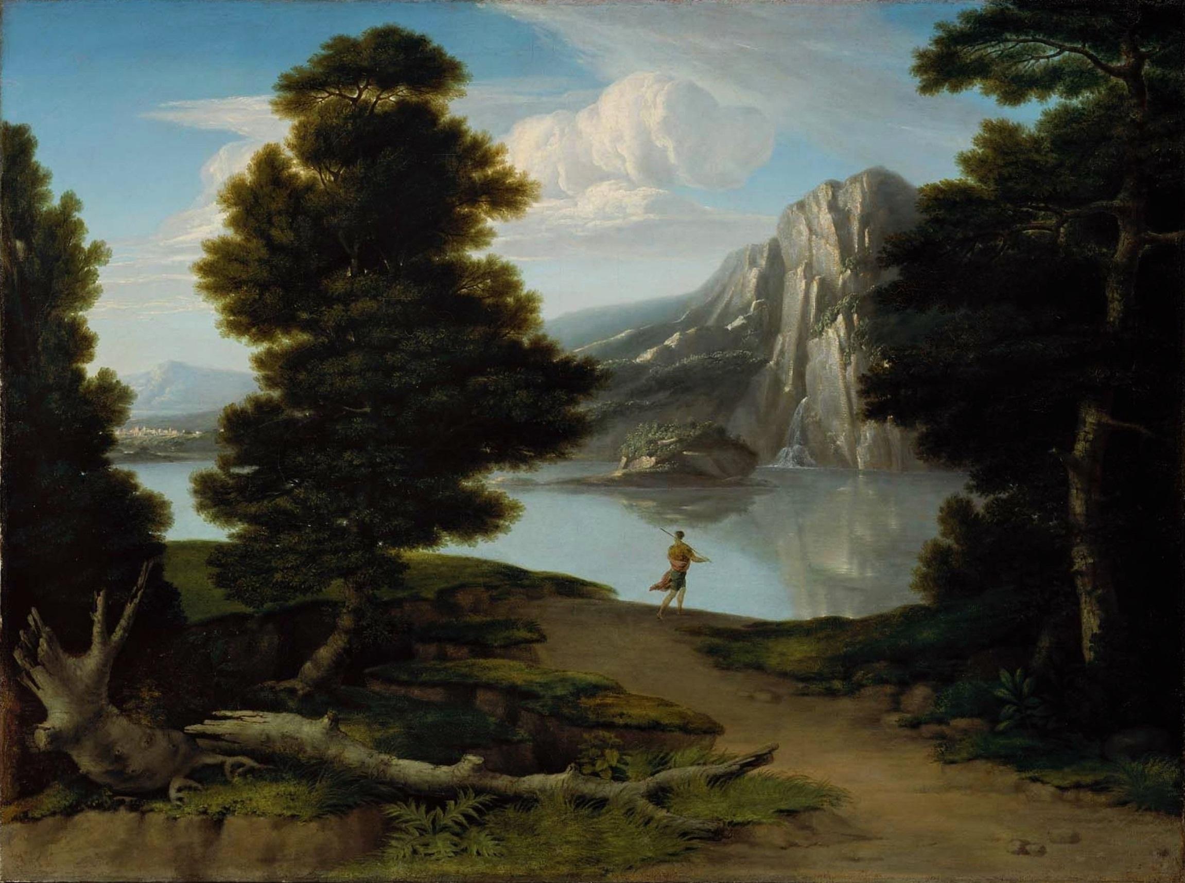 american romanticism essay questions