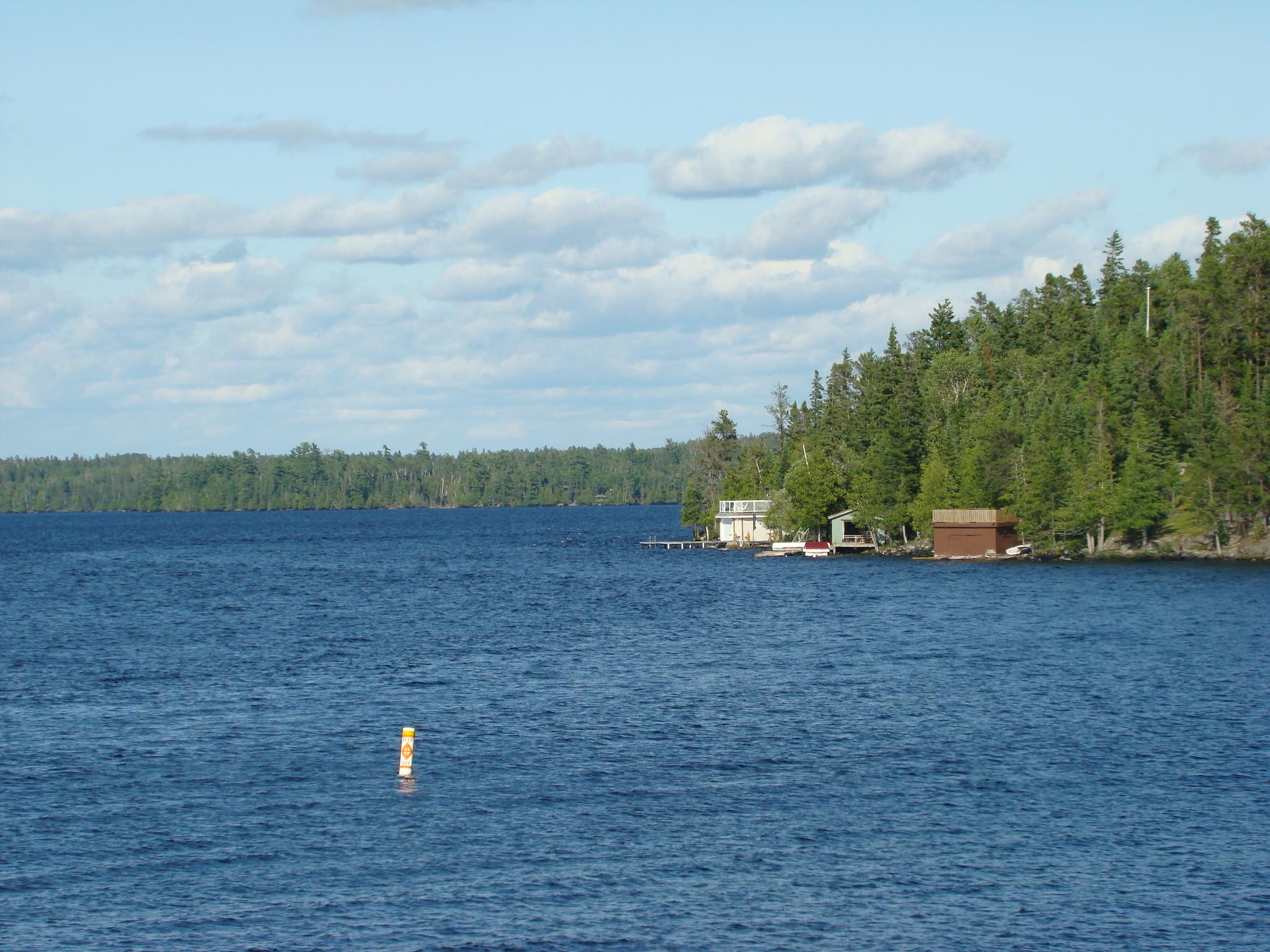File West Hawk Lake Whiteshell Provincial Park Manitoba