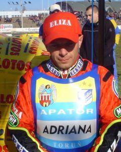 Wiesław Jaguś Polish speedway rider