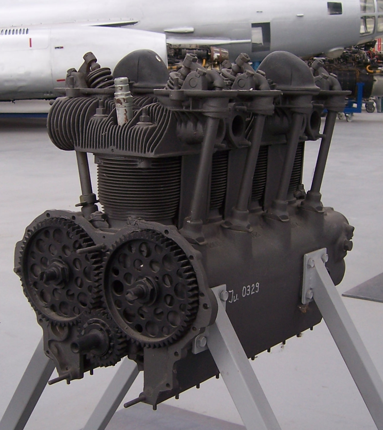 Air-cooled Aircraft Piston Engines