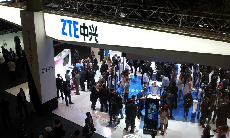 ZTE expone en el MWC