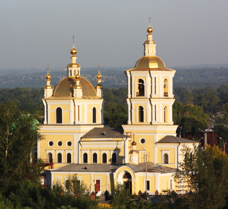 спасо-преображенский собор новокузнецк картинки под