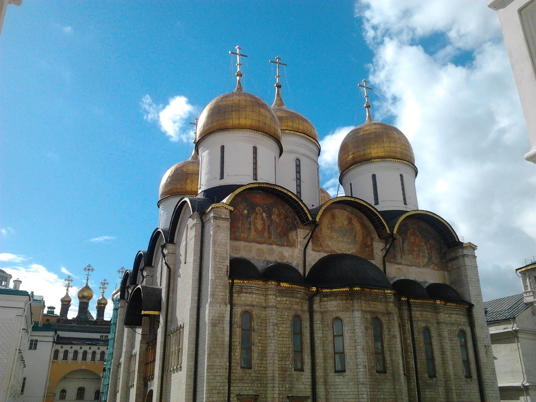 Moszkva: Az Uszpenszkij-székesegyház titokzatos freskói