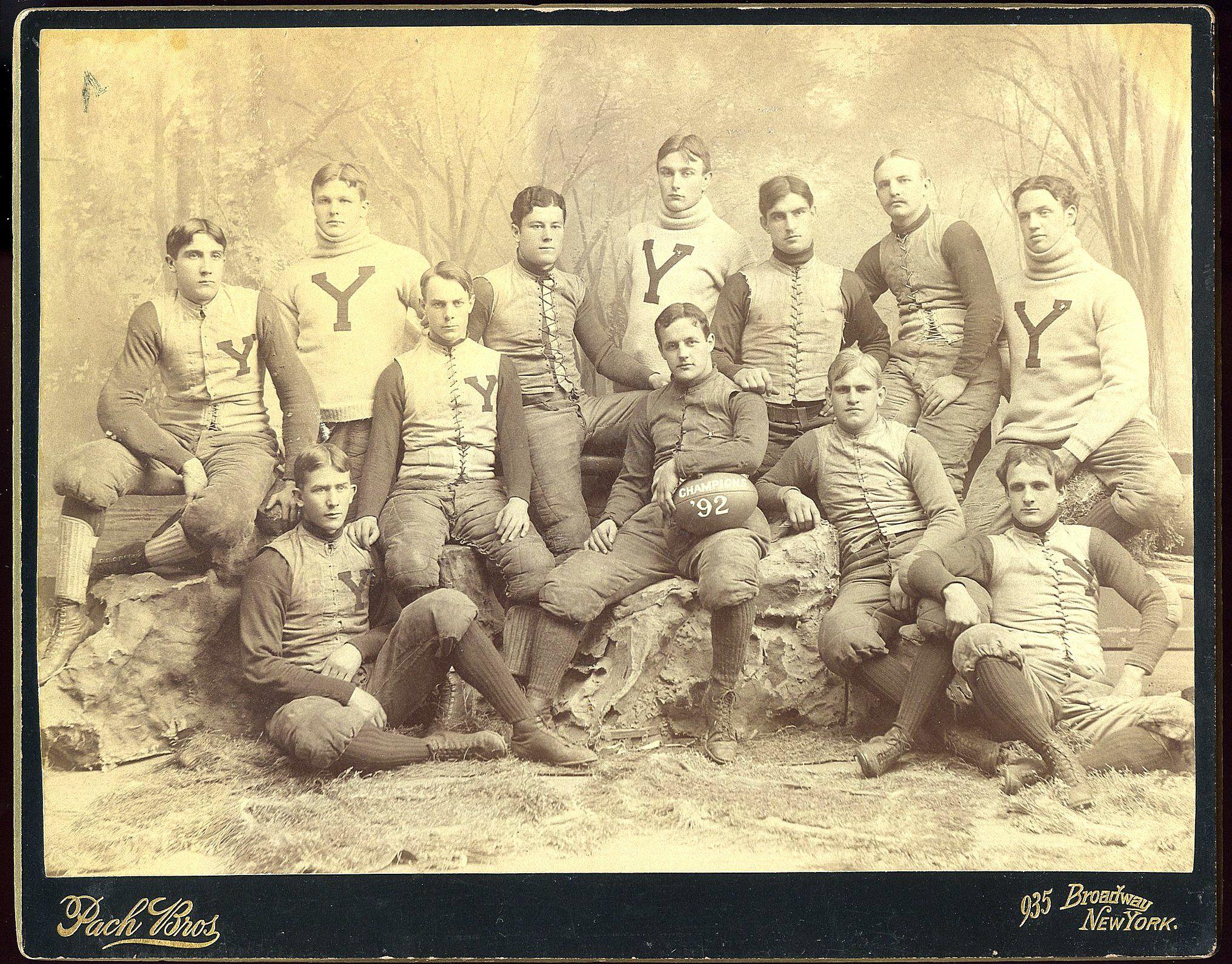 1892 college football season - Wikipedia