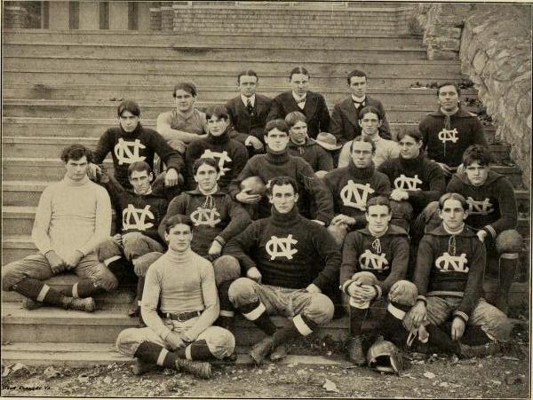 1899 North Carolina Tar Heels football team - WikipediaNorth Carolina Football Roster