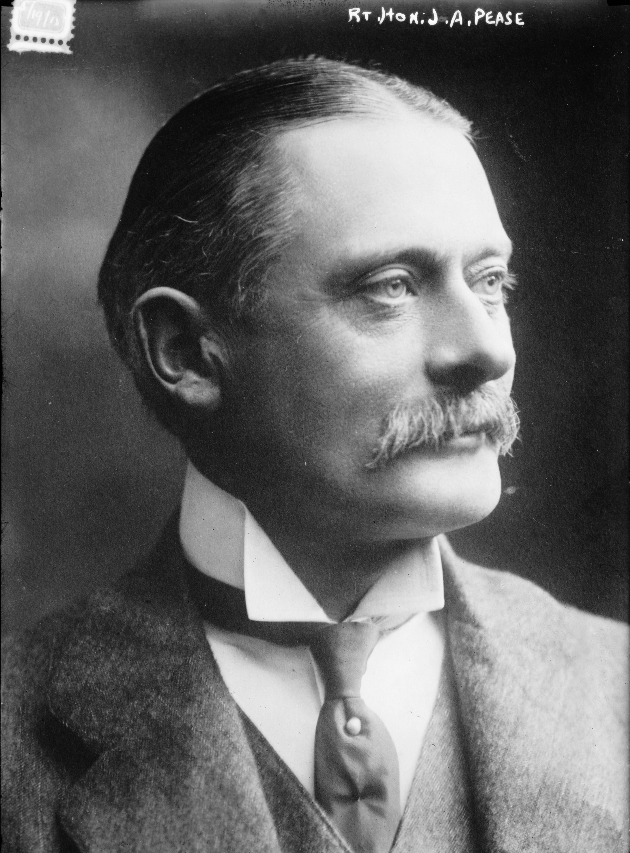 Jack Pease, 1st Baron Gainford