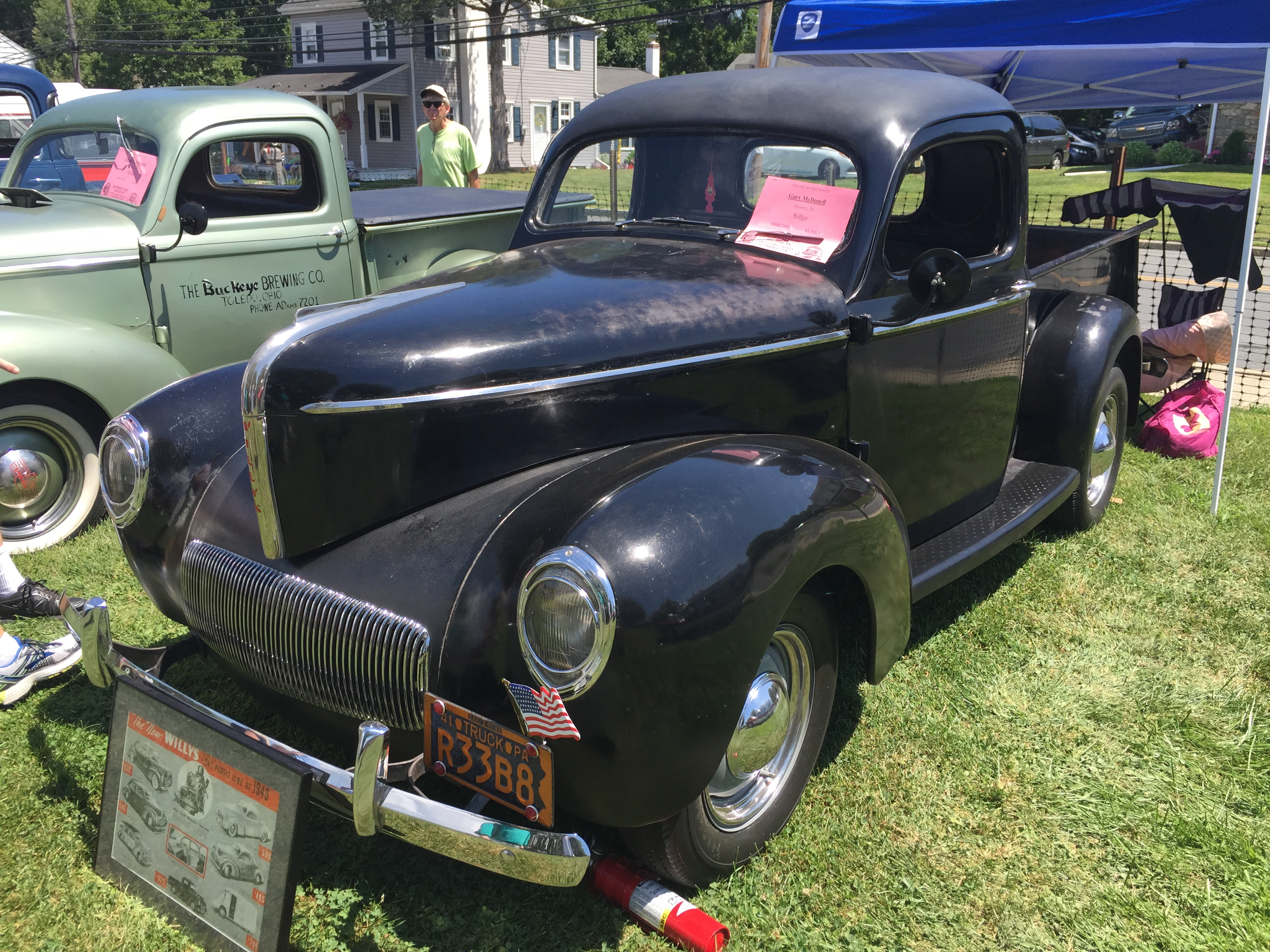 file 1941 willys americar pickup truck at 2015 macungie show 1of3 1948 Willys Pickup Truck file 1941 willys americar pickup truck at 2015 macungie show 1of3