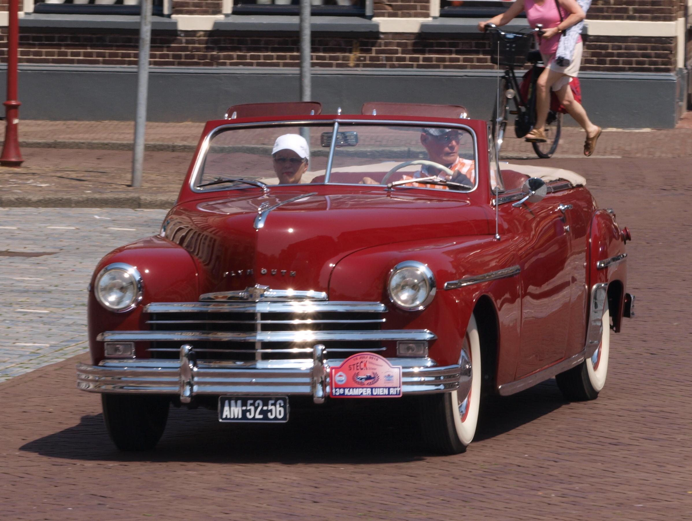 Classic Convertible Car Hire