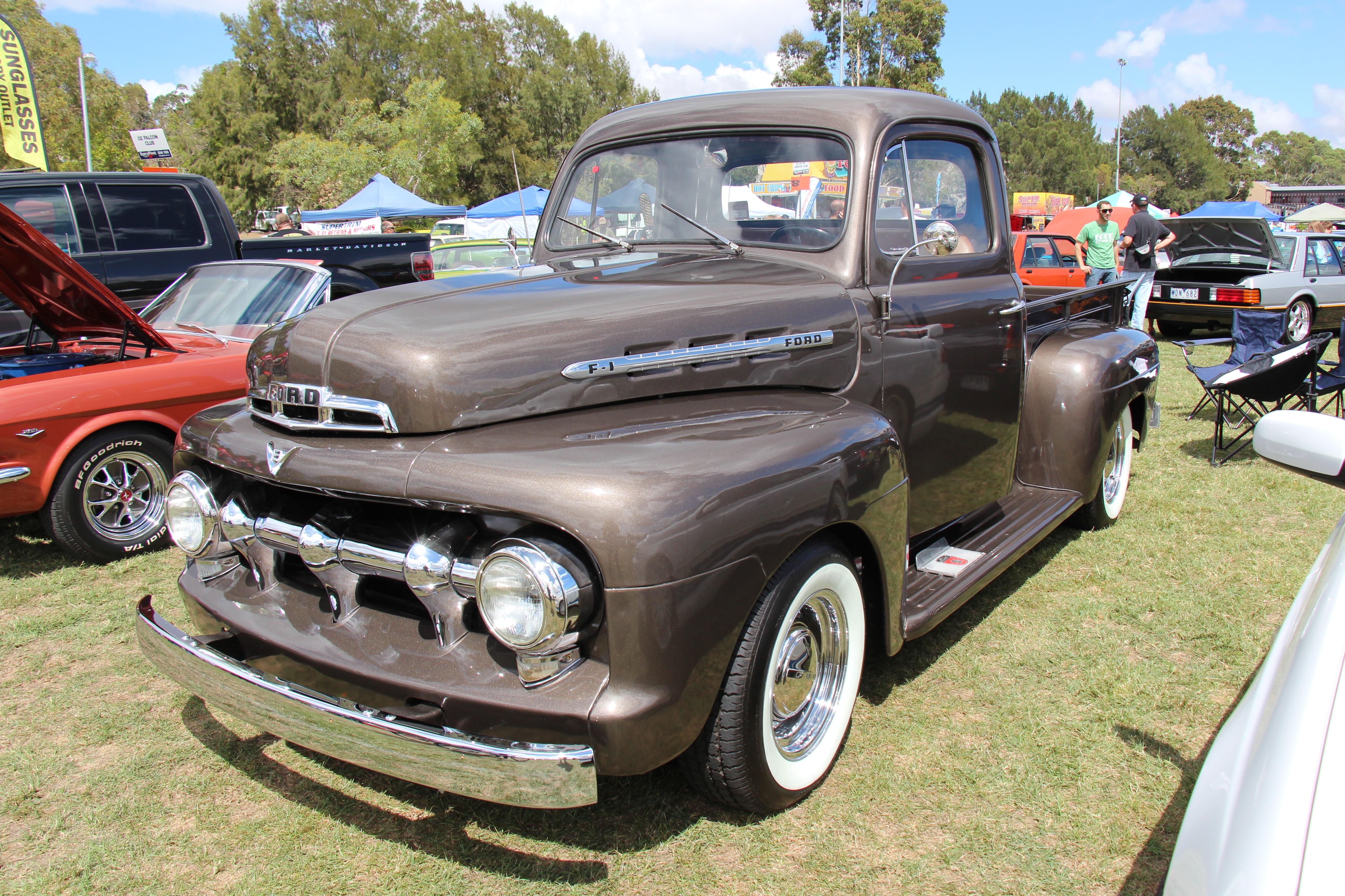 Five Star Cab >> File 1951 Ford F 1 Five Star Cab Pickup 12763891075 Jpg