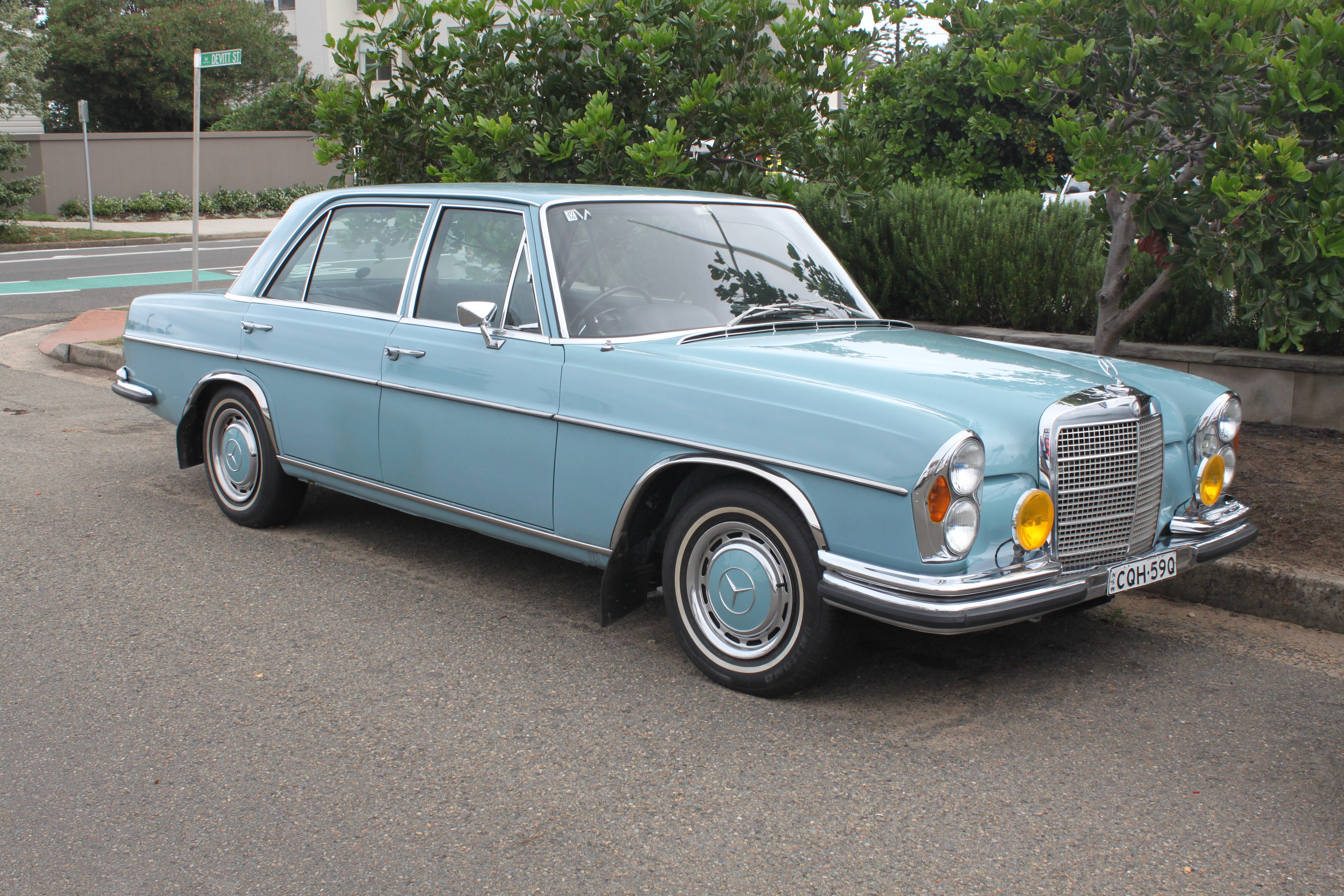 File 1969 mercedes benz 280 sel w108 sedan 22515568704 for Mercedes benz 280