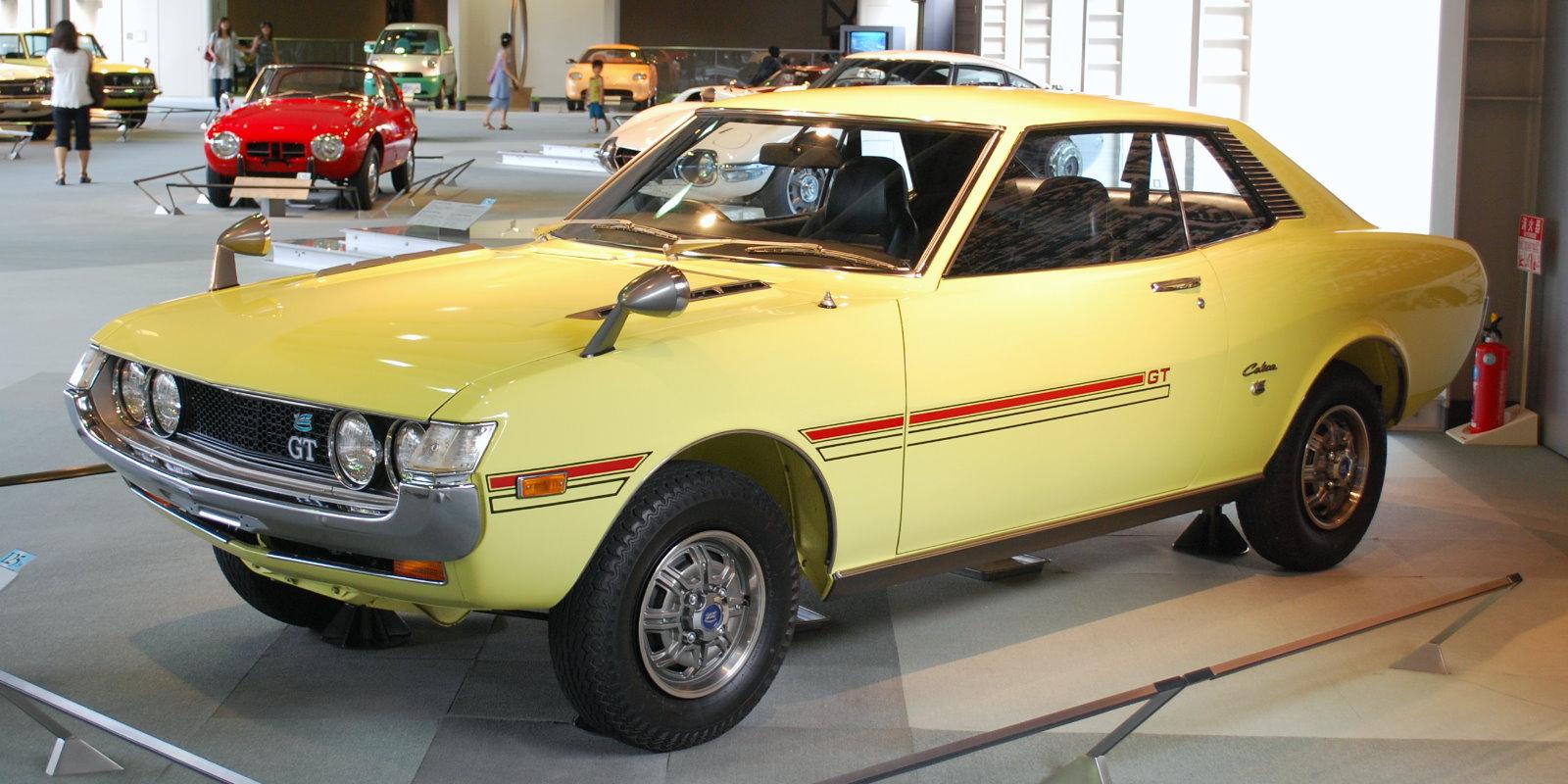 Depositi Abbandonati 1970_Toyota_Celica_01