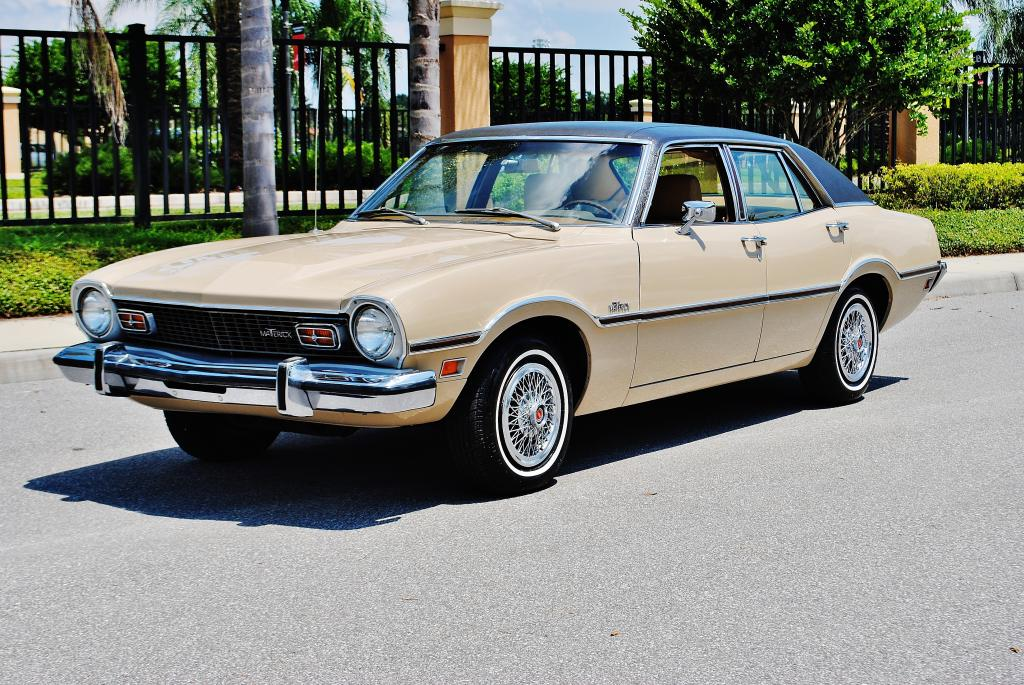 Ford Maverick Wikipedia La Enciclopedia Libre