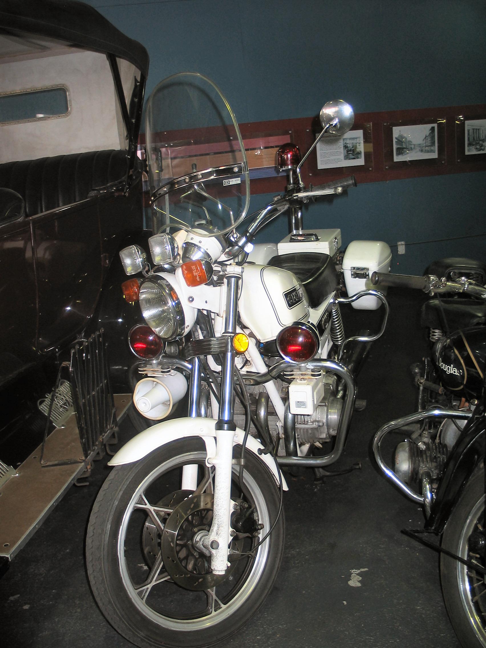 Parts Bike Suzuki