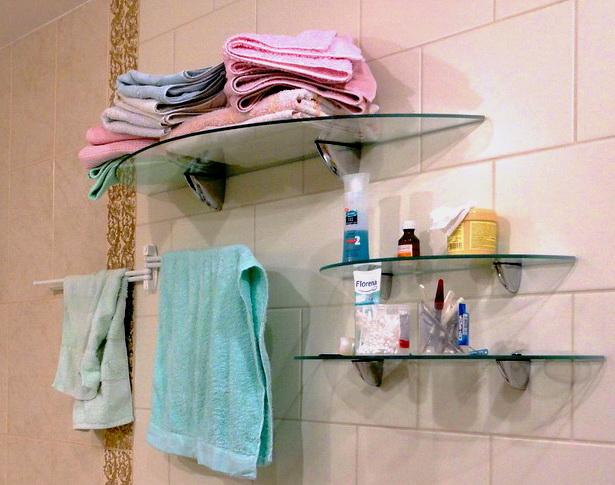 Аксессуары для ванной комнаты своими руками с
