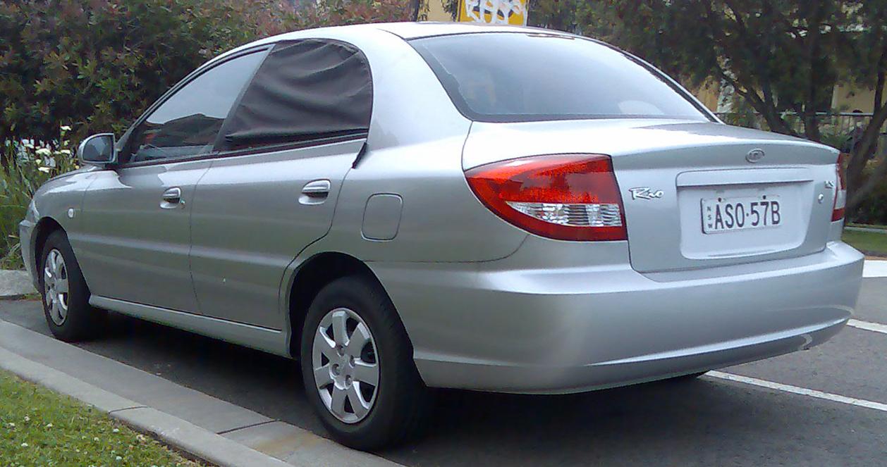 киа рио 2005