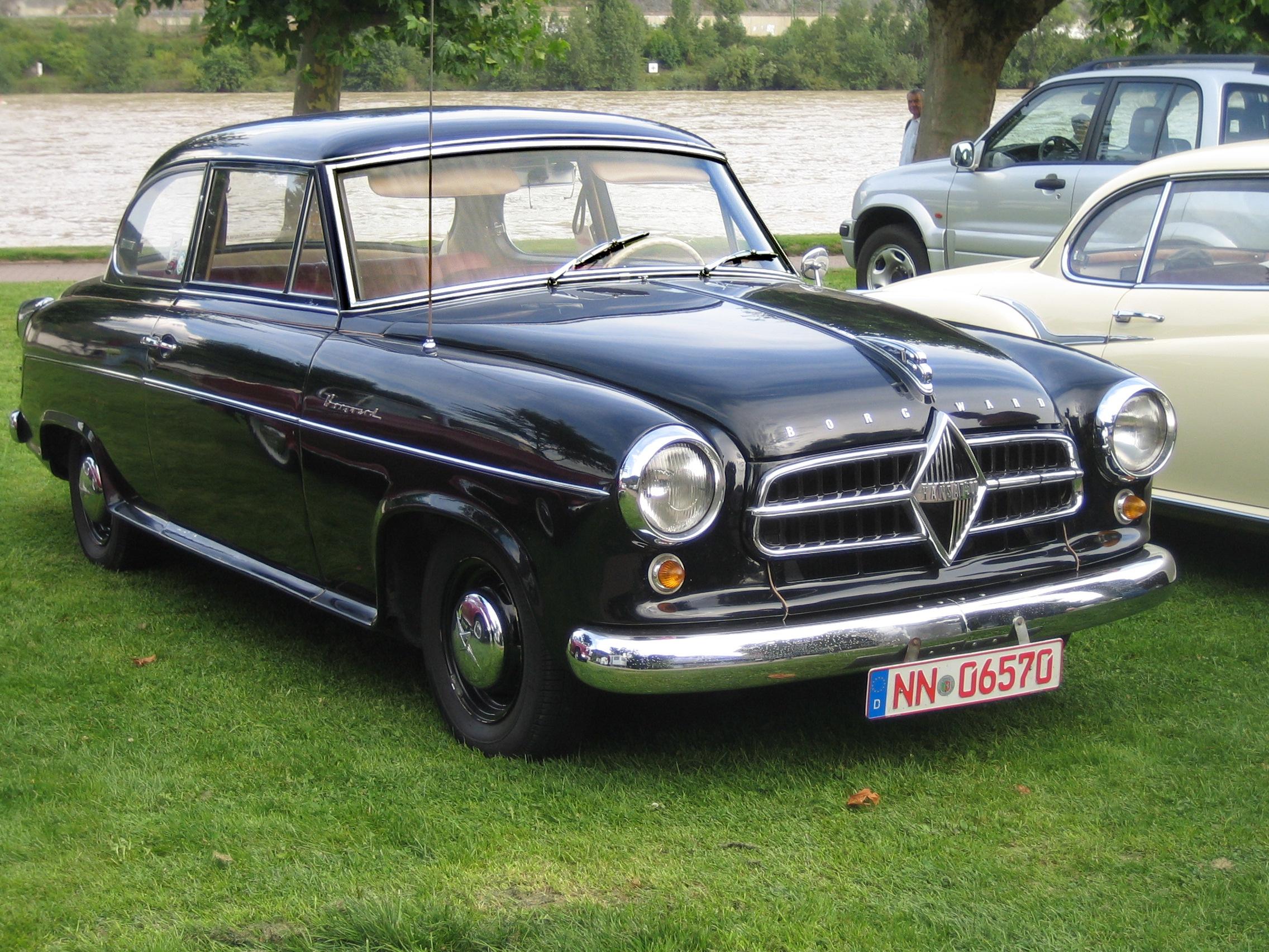 Borgward - Classic Car...