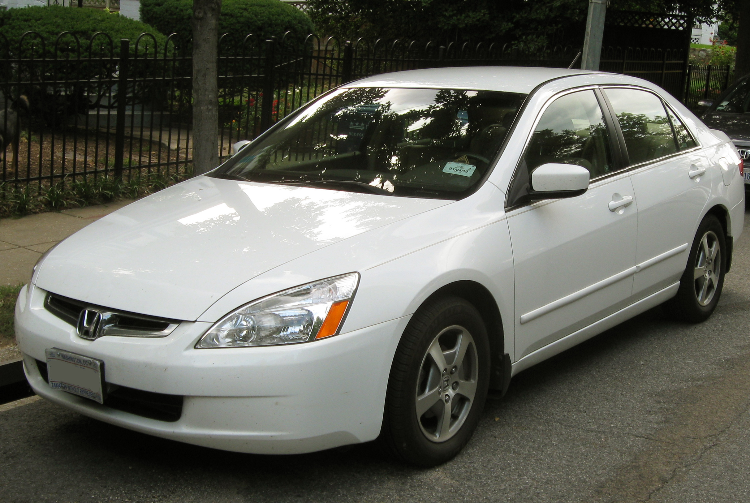 ファイル 2005 Honda Accord Hybrid 07 09 2009 Jpg