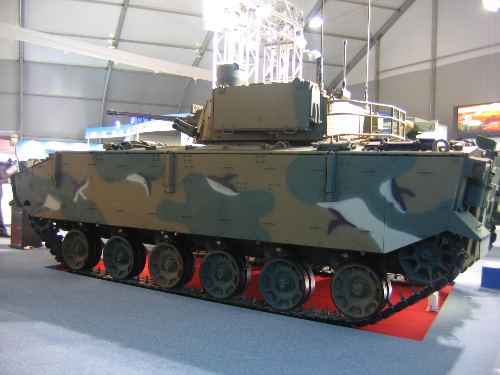 Depiction of K-21 VCI