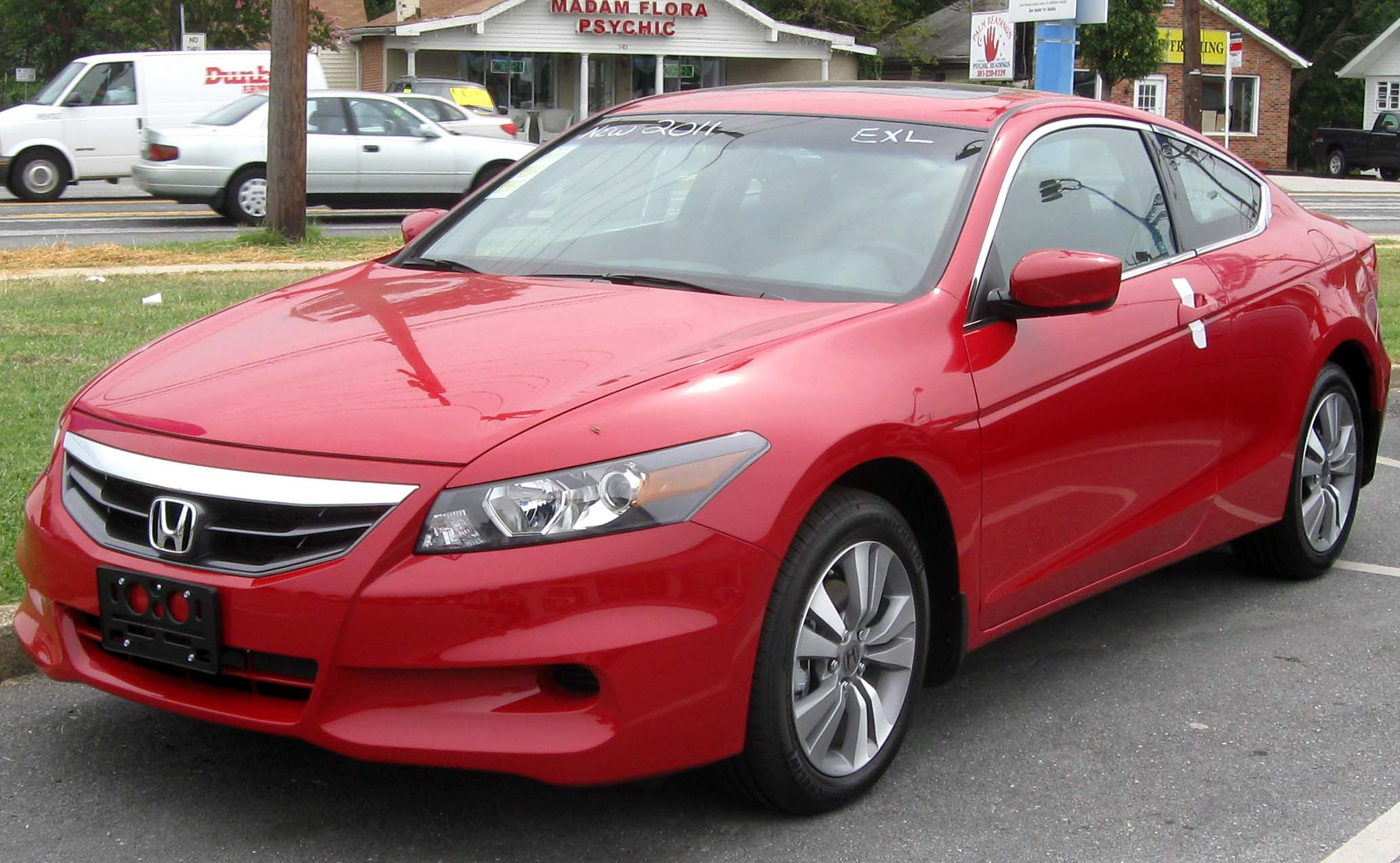 2018 Honda Accord Wiki >> File:2011 Honda Accord EX-L coupe -- 09-03-2010.jpg - Wikimedia Commons