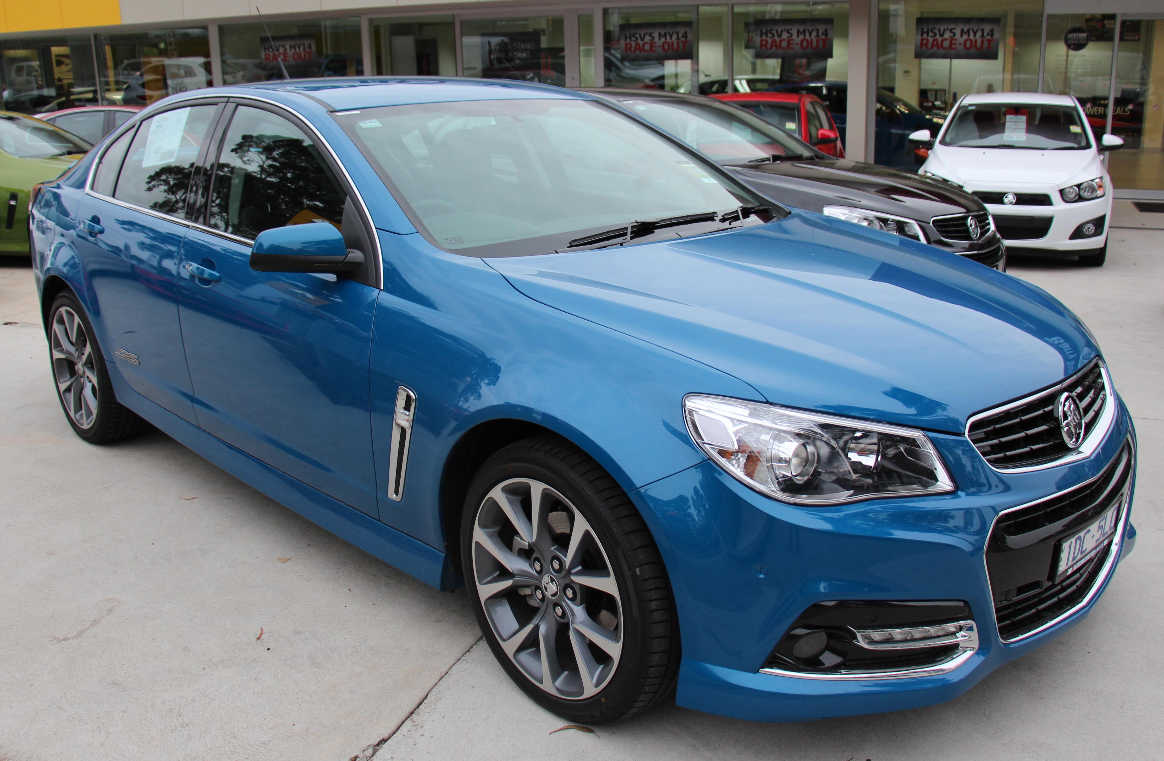 File Holden Commodore Vf Ss V Sedan Jpg