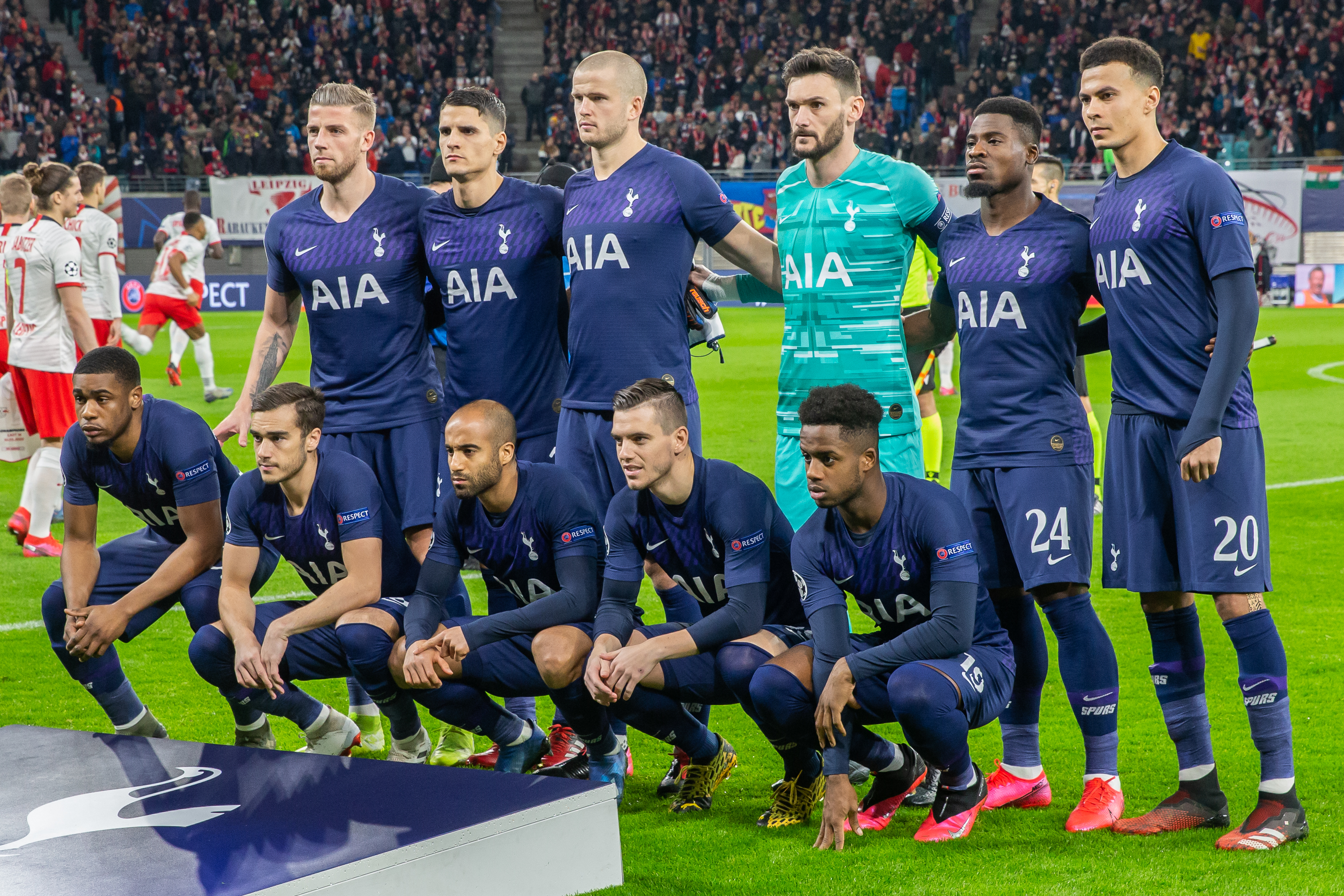 Tottenham Hotspur Football Club 2019-2020 - Wikipedia