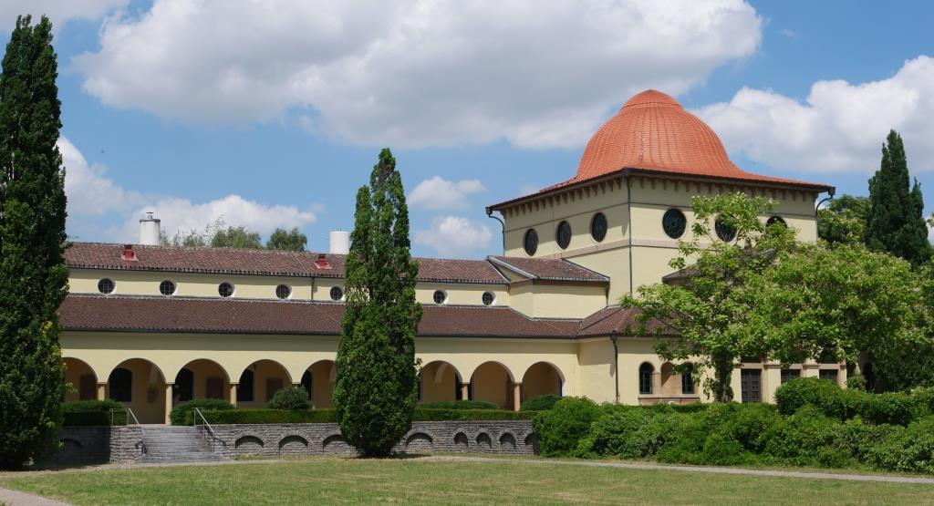 Hauptfriedhof Pforzheim