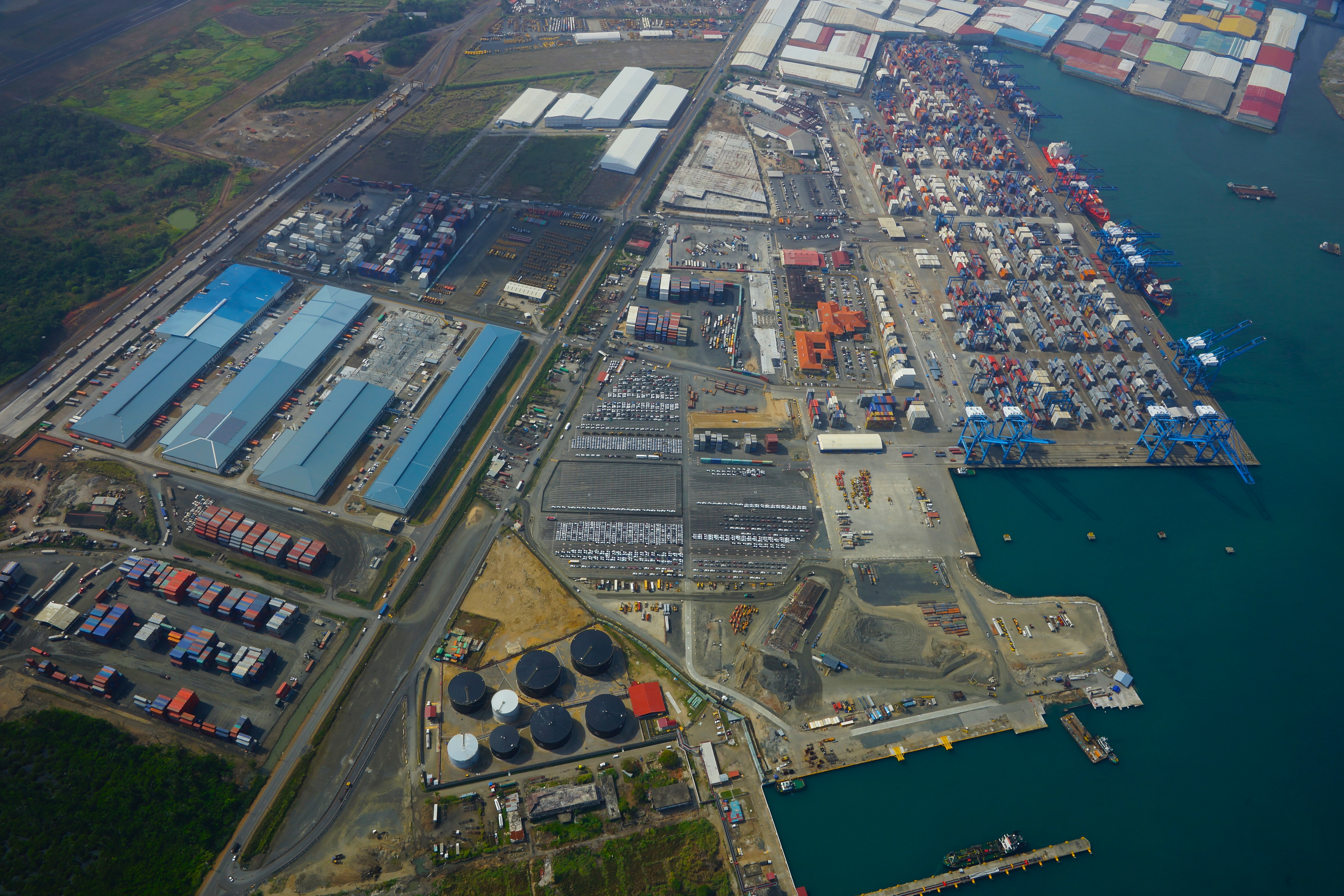 Yantian International Container Terminals