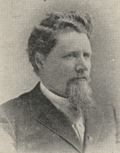 Albert J. Pearson lawyer and Politician