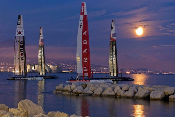2021 America's Cup Odds