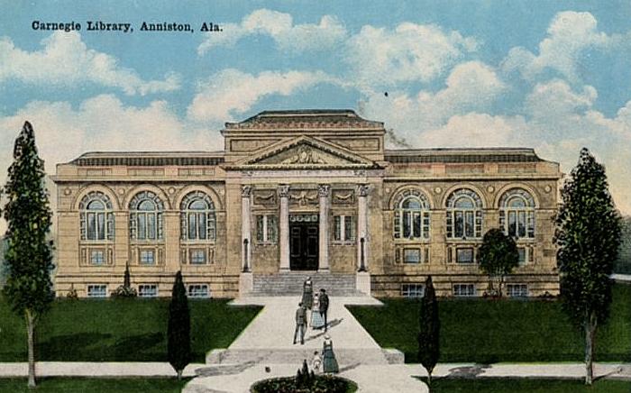 Anniston Public Library Alabama Room