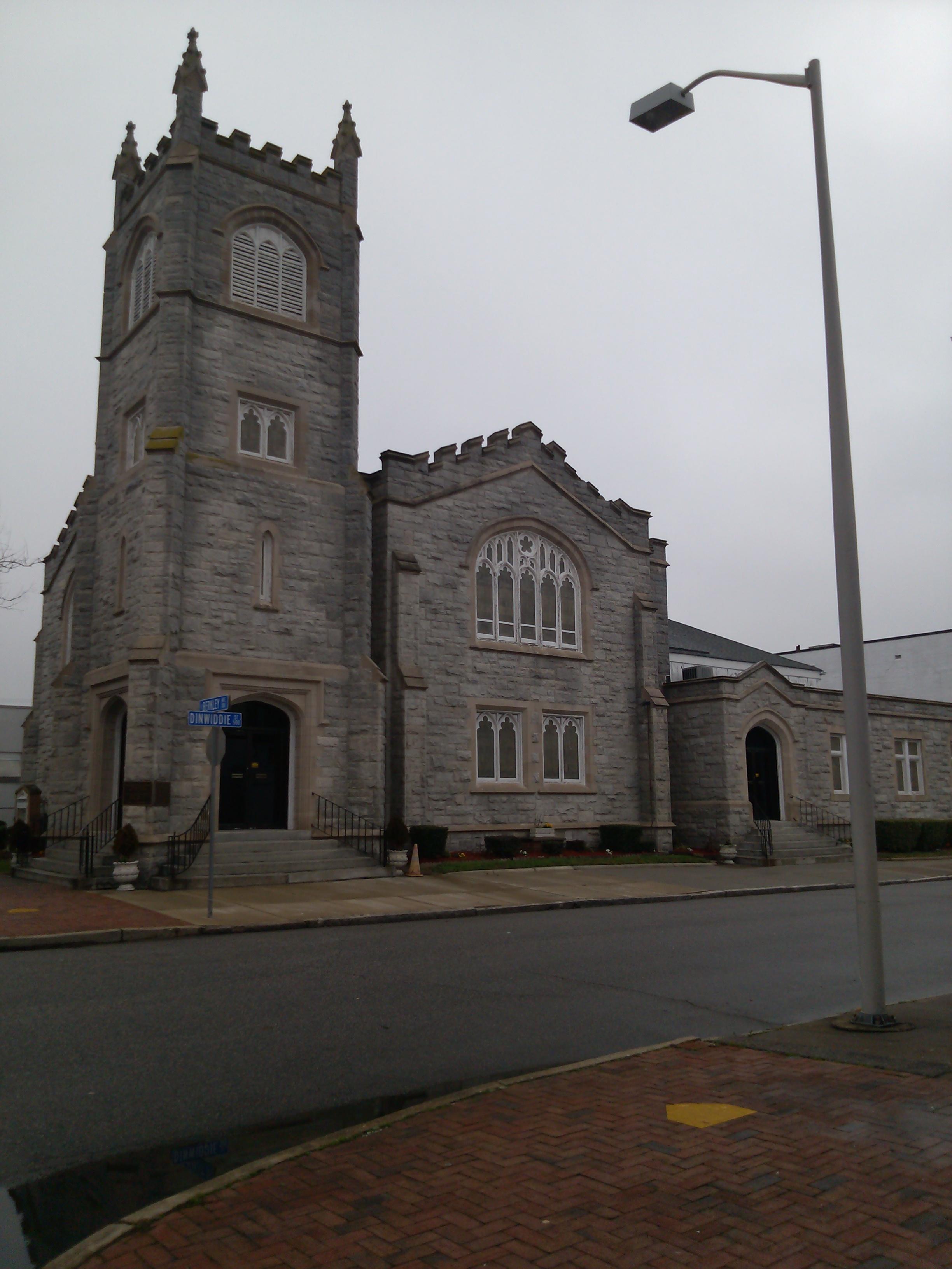 File Antioch Missionary Baptist Church Berkley Virginia