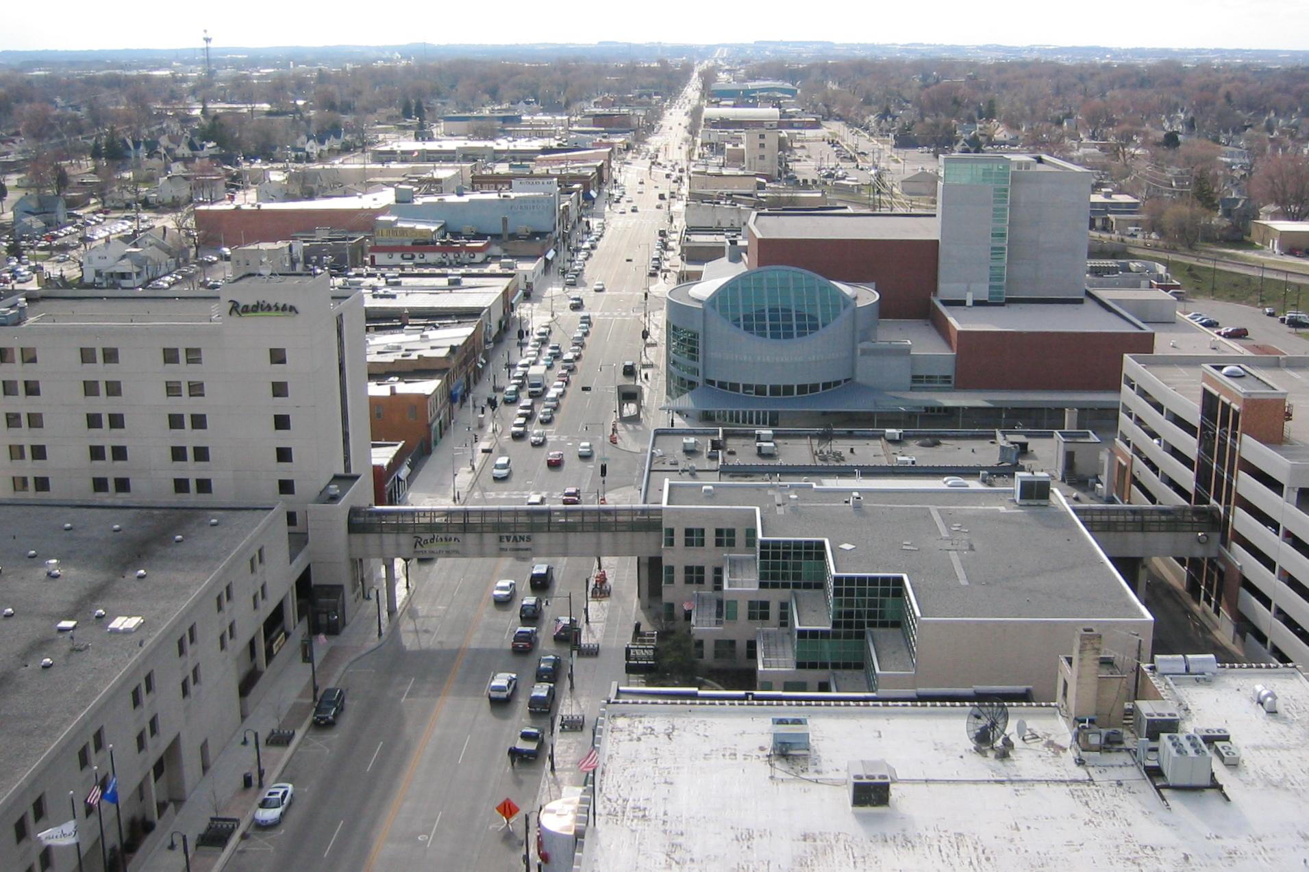 downtown appleton wi