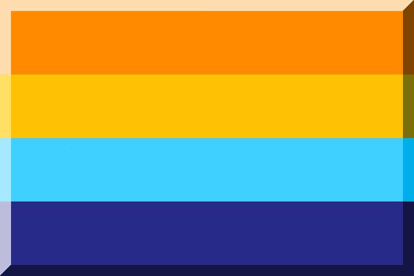Matrimonio Azzurro E Arancione : File arancio azzurro e blu orizzontali wikipedia