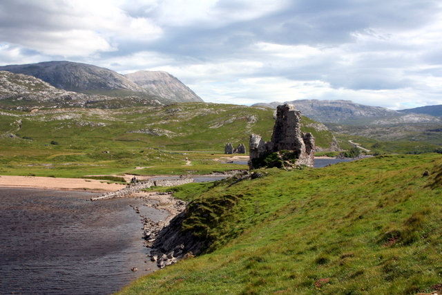 File:Ardvreck Castle - geograph.org.uk - 904206.jpg