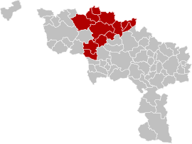 Arrondissement of Ath Arrondissement in Wallonia, Belgium