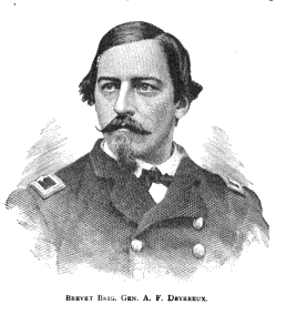 Brigadier general in the United States Army during the American Civil War