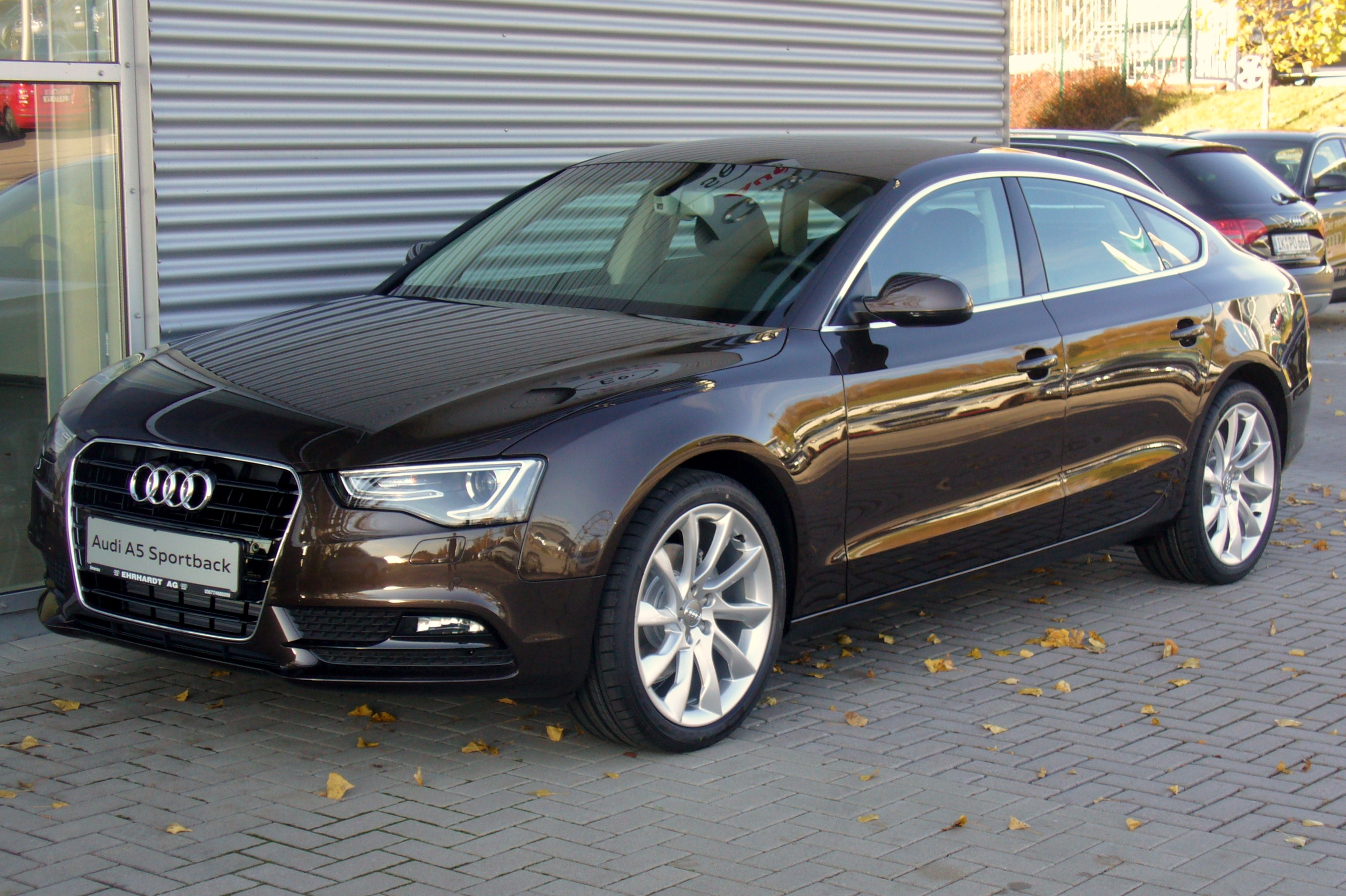 Audi s5 coupe wiki 9